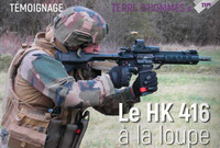 フランス軍次期制式採用小銃トライアルは、26週間に渡って延べ19万発の射撃を実施