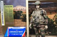 フランス軍の新型歩兵装備