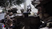 フランス国防省、対テロ・人質救出作戦に従事する特殊部隊「1er RPIMa」の映像を公開