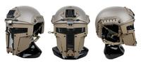 TMC製ガラクタック・プロジェクト風のメッシュ式フェイスマスク