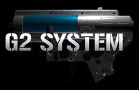 G&Gアーマメントの新型電子制御メカボックス「G2 SYSTEM」がまもなく登場