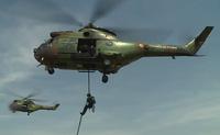 GIGN、RAIDや軍特殊部隊に航空機動力を提供するフランス軍の統合ヘリコプター群「GIH」