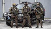 ドイツ州警察対テロ特殊部隊 SEK に特別仕様のトヨタ製ランドクルーザーが新配備