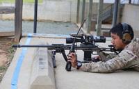 米陸軍特殊部隊の年次国際スナイパー競技会で「グリーンベレー」第1特殊部隊グループのチームが優勝