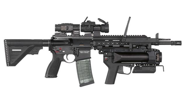 HK416F-C