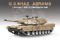 Heng Long から 1/16 RC バトル戦車「M1A2 Abrams」が発売中