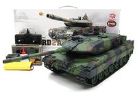 HengLong 1/16 RC 戦車シリーズに現用 Leopard 2A6 が追加