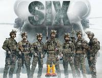 デブグル戦争アクションドラマ「シックス」セカンドシーズンのロケ地はカナダ・バンクーバー
