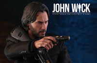 ホットトイズ1/6スケールフィギュアに『ジョン・ウィック:チャプター2』が追加