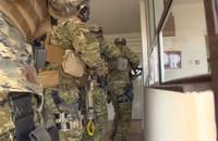 多国籍訓練「ブラック・スワン」に参加したハンガリー軍特殊部隊