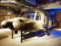 実寸大のMH-60ブラックホークがあるサバゲーフィールド「Airsoft Zone Delta」が千葉にオープン