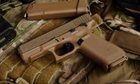 米陸軍MHSトライアルに提出されたグロック19と23の画像が公開