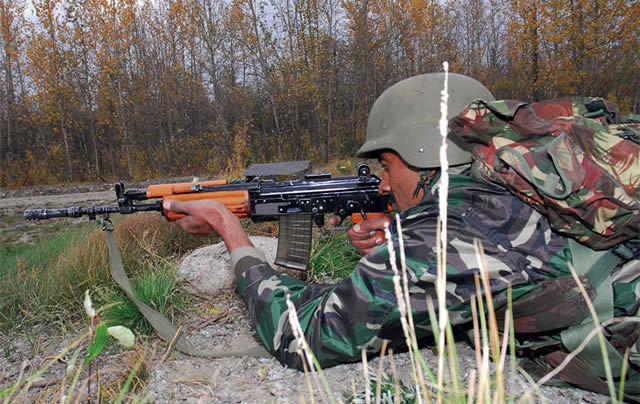 インド陸軍