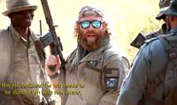 インストラクター・ゼロがアフリカで武装密猟者と戦うパークレンジャーに対してトレーニングを実施