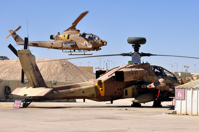 NEWSイスラエル国防軍の AH-1 Cobra 攻撃ヘリコプターが予算カットで昨年末に退役