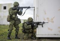 アイアンフィスト2017で陸上自衛隊と米海兵隊が市街戦(MOUT)訓練を実施
