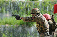 平成29年度調達予定品目で陸上自衛隊が試験用に「海外製ピストル」と「補助照準具」を新規要求