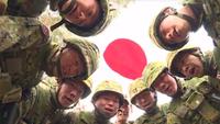 豪陸軍主催、国際催射撃競技会 (AASAM) に参加する陸上自衛隊隊員の目新しいアイテム