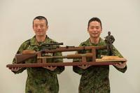オーストラリア陸軍主催の国際射撃競技会 (AASAM) のスナイパー競技で陸上自衛隊チームが優勝