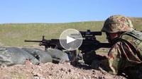 陸自 西部方面普通科連隊 (WAiR) が渡米演習「アイアン・フィスト 2016」で実射訓練