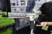東京マルイ製ガスブローバックエアソフト「M4MWS」対応の「HK416」コンバージョンキット