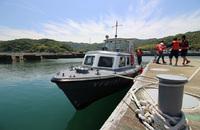 海上自衛隊の交通艇に乗ってクルージングする和歌山初のイベントが7月22日(土)・23日(日)に開催