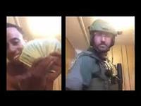 ライブ配信中の麻薬密売人を警察特殊部隊が襲撃