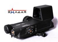 ロシア Jupiter Optics 社の AK シリーズ用ホロサイト「Valdai PG-210」