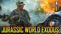 トラヴィス・ハーレイ出演。映画「ジュラシック・パーク」ファンムービー『JURASSIC WORLD EXODUS』