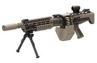 ナイツ社 5.56mm口径の超軽量機関銃を発表