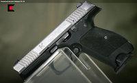 カラシニコフ・メディアがレベデフPL-15拳銃のコンパクトモデル「PL-15K」の動画を公開