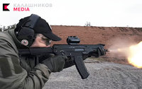 小型自動小銃「AM-17」とサイレントバージョンの「AMB-17」の動画をカラシニコフコンツェルンが公開