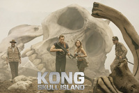 キングコングの起源を描く怪獣映画「Kong: Skull Island」コミコン・トレーラーが公開
