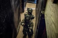 韓国海軍特殊部隊が米軍グアム基地で北朝鮮との戦闘に備えたCQB訓練を実施