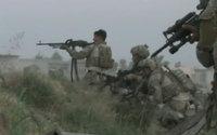 ダーイッシュ (IS) に市街地で猛攻撃を仕掛けるクルド人特殊部隊の映像