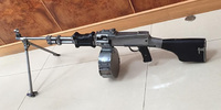 台湾  LCT Airosft からナム戦装備に打って付けの軽機関銃、「RPD」電動エアガンが近く発売予定