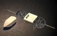 スカンクワークス VTOL 無人飛行モジュール「ARES」解説映像