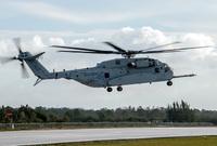 ロッキードマーチン、ドイツ・イスラエル・日本を新型重輸送ヘリコプター「CH-53K」の潜在顧客として認識
