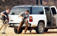 米海兵隊特殊部隊 MARSOC 隊員が参加した車輌運転&射撃訓練コース映像