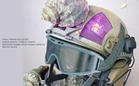 米大学研究チームが「巻貝の貝殻」に隠された3層構造の秘密を使って新たなヘルメット・ボディーアーマーを研究中