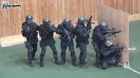 警視庁・神奈川県警の特殊部隊「SAT」による合同訓練の映像が初公開