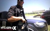 敵対地域で活動するボディーガードを対象に高度な訓練を提供するMPSS&GENI-AXのプロモーション映像