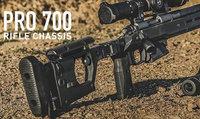 マグプル社 レミントンM700用シャーシ「Pro 700 Rifle Chassis」を発表