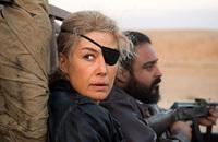 黒い眼帯の女性戦場ジャーナリスト「メリー・コルビン」の伝記映画『A PRIVATE WAR』