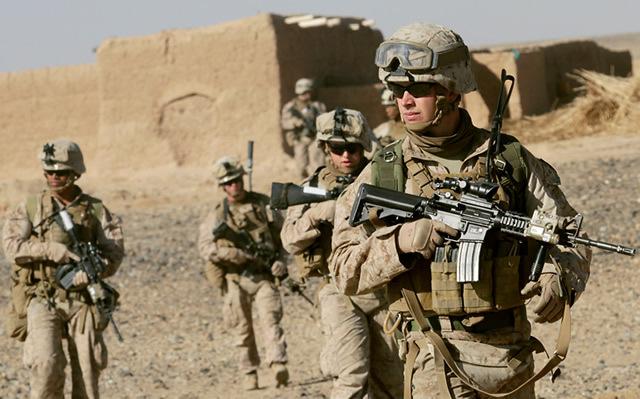 陸軍と海兵隊