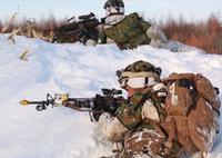 陸自・海兵隊員による白熱の「雪合戦」も。日米共同訓練「フォレストライト」