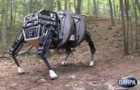 「ロボットラバは騒音が大き過ぎて実戦で使えない」米海兵隊が利用を見送り
