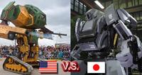 決戦は 1 年後!? 米国 MegaBots が日本の水道橋重工 KURATAS に「果し状」を叩き付ける