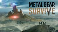 コナミ、最新作『METAL GEAR SURVIVE』の制作決定を発表
