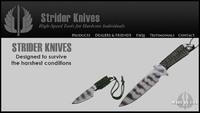ストライダーナイフ社が25周年を期に生産終了 今後はカスタムナイフ製作に注力